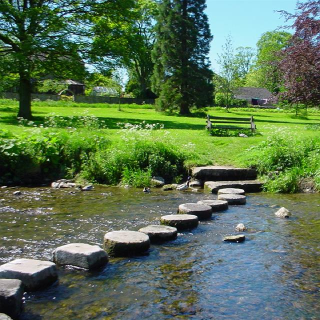 Gargrave Stepping Stones