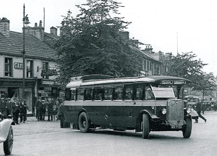 penine bus
